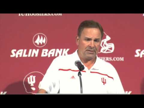 Kevin Wilson - Penn State Press Conference - 10/5/15