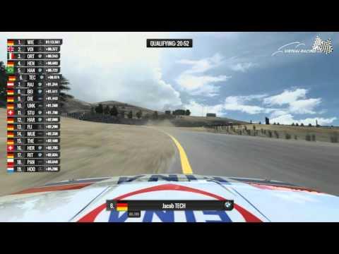 VRTM92 - Rennen 3 in Sonoma