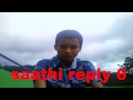 Download Saathi replay 6 || by Surendra Ghimire || reply song of saathi MP3 song and Music Video