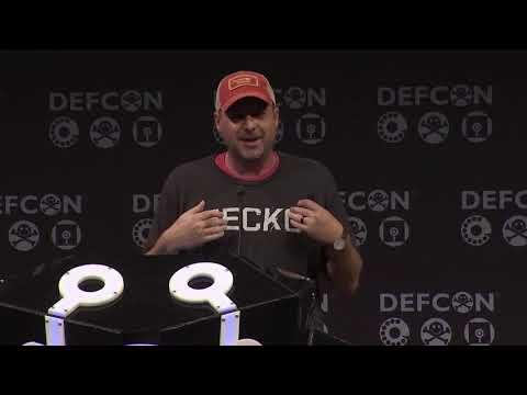 Bill Swearingen - HAKC THE POLICE - DEF CON 27 Conference