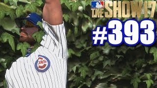 DISAPPEARING INTO THE IVY! | MLB The Show 17 | Road to the Show #393