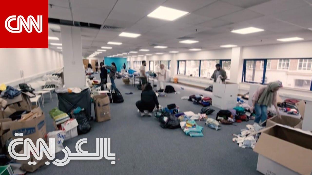 كيف أصبحت فنادق لندن منازل مؤقتة لمئات اللاجئين الأفغان؟  - نشر قبل 22 ساعة