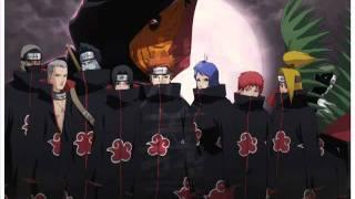 Naruto akatsuki theme song full mp3