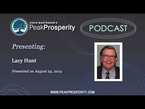 Lacy Hunt: The World Economy's Terminal Case of Debt Sclerosis