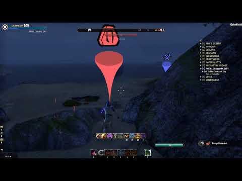 Elder Scrolls Online /Best Mats Farming run / 80 -100k gold per hour / New Player friendly
