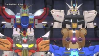 Gundam Breaker 2 Coffee 15(20141224)