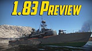 War Thunder - 1.83 Preview