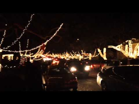 Candy Cane Lane - Torrance, CA