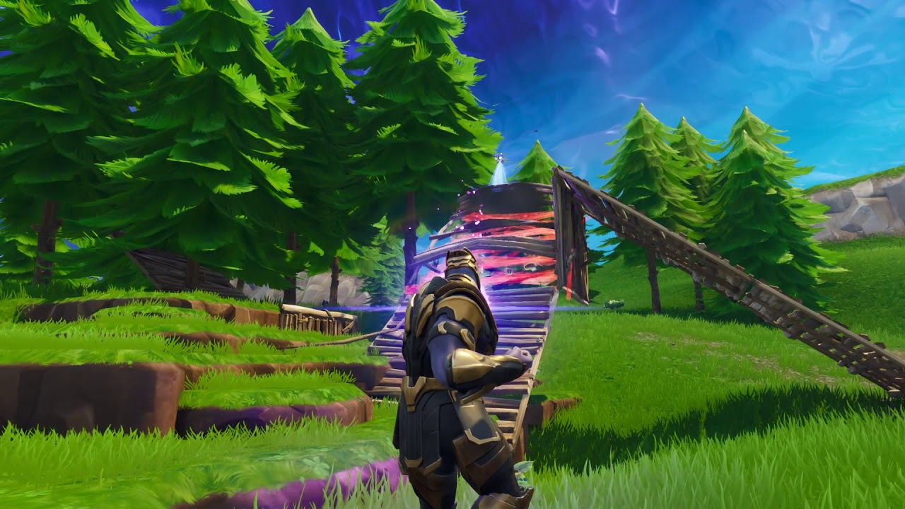Fortnite Avengers Infinity Gauntlet Event Now Live Here S How It Works