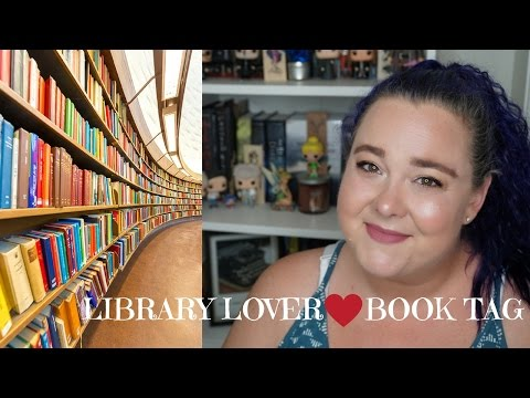 Library Lover Book Tag