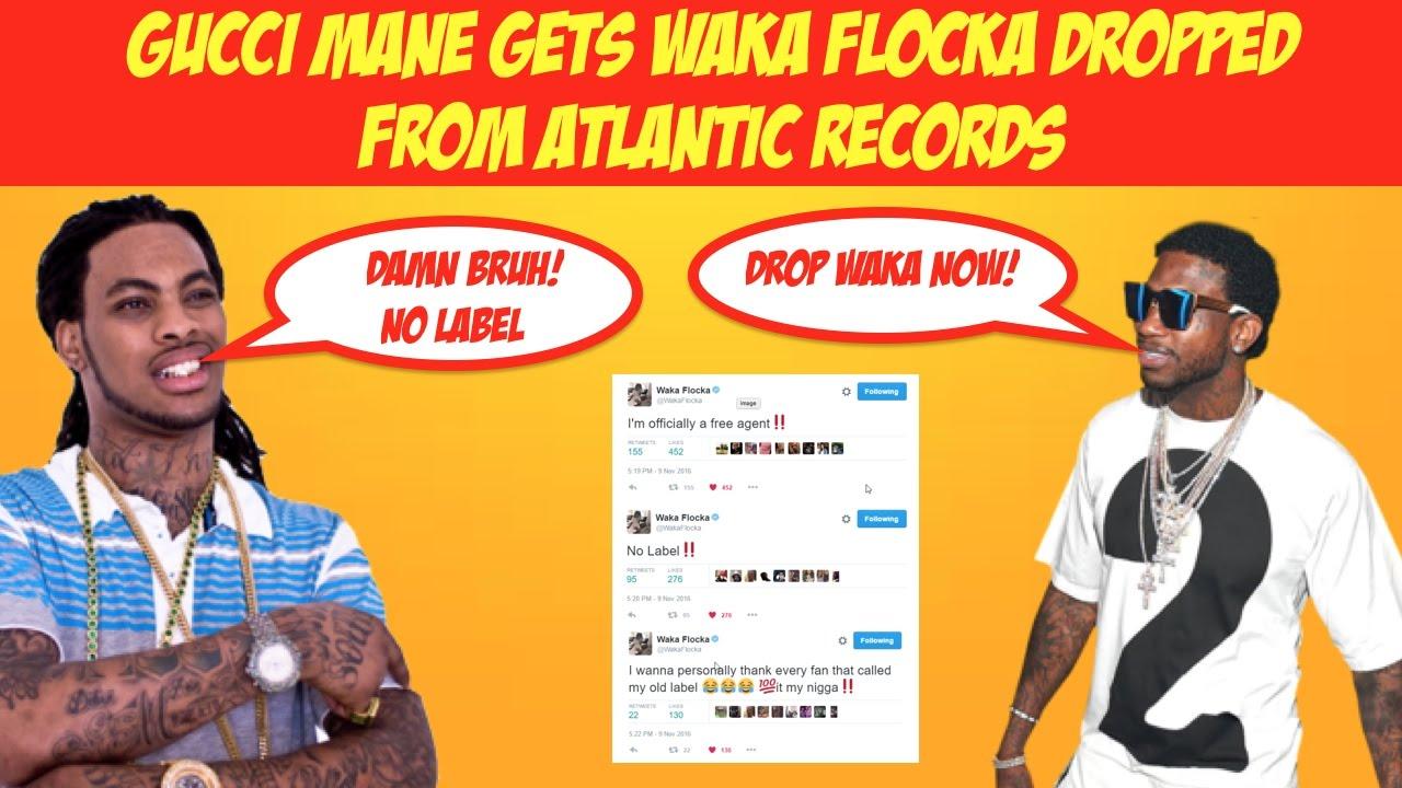 a834d4f52f3b0 Gucci Mane Gets Waka Flocka Dropped From Atlantic Records ...