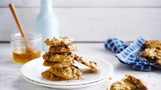 Alpro Recipe – Soft Oat Cookies