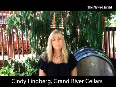 Cindy Lindberg of Grand River Cellars Winery u0026 Restaurant talks about what they have to offer.  sc 1 st  YouTube & Cindy Lindberg of Grand River Cellars Winery u0026 Restaurant talks ...