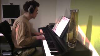Hans Zimmer - Maestro (The Holiday) - Piano Cover - Slower Ballad Cover