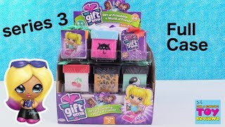 Gift Ems Series 3 NEW Blind Box Figures Full Case Opening Toy Review | PSToyReviews