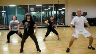 Repeat youtube video Zumba dance