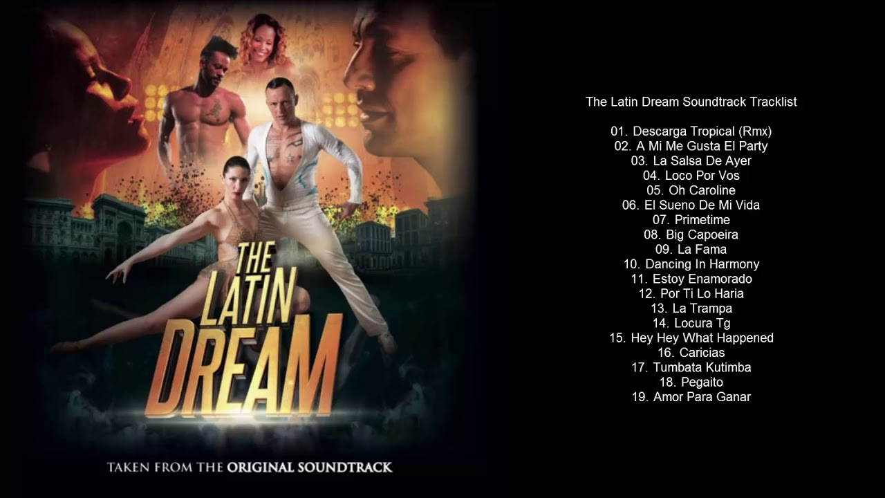 The Latin Dream Soundtrack Tracklist | OST Tracklist