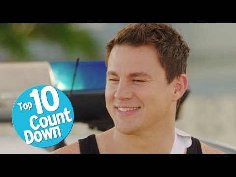 Top 10 Channing Tatum Performances - YouTube
