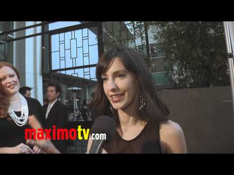 CHARLENE AMOIA Talks GLEE and on