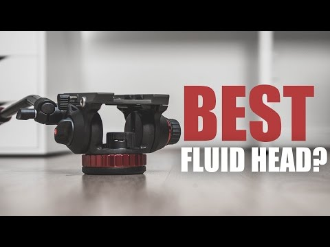 Manfrotto 502AH Review - Best Tripod Fluid Head?