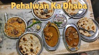 Pahalwan ka amazing non veg dhaba 😋😍