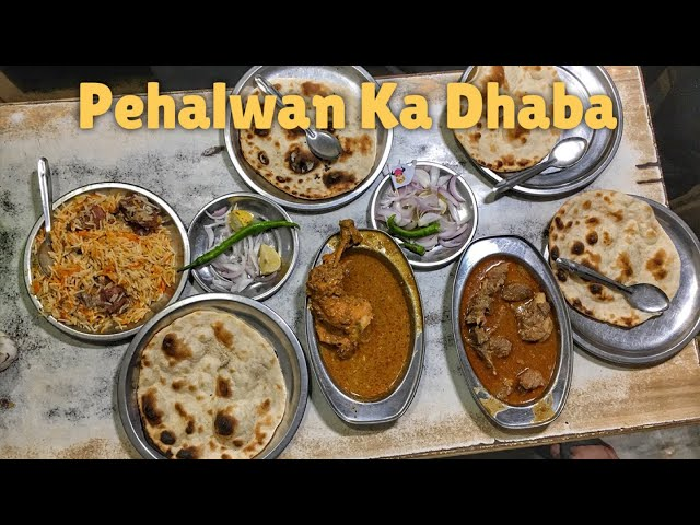 Agra Food – Pahalwan Ka Dhaba for best non veg food