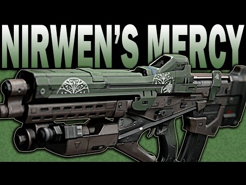 Destiny: Nirwen's Mercy Review!