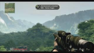 Sniper Ghost Warrior : Fallen Eagle Achievement Guide