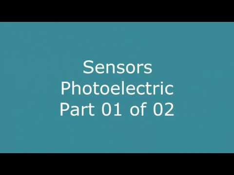 Sensors Photoelectric Part 01 of 02
