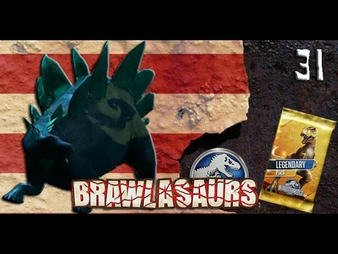 Fight For Independence | TRU BRAWLASAURS | Jurassic World: The Game [Episode 31]