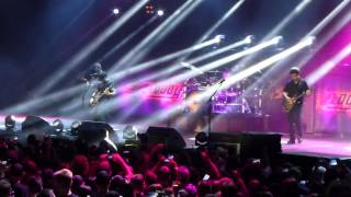 """Generation Day & 1000hp"" Godsmack@Santander Arena Reading, PA 5/2/15 1000hp tour"