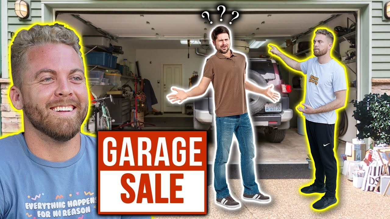 Going to a Garage Sale and Trying to Buy the Garage