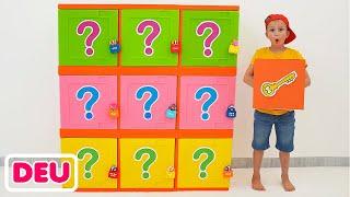 Vlad und Niki   geheimnisvolle Spielzeuge Herausforderung