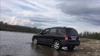 тест драйв Mazda Tribute