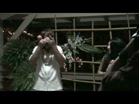 Diane & Don's Wedding Super Secret Entertainment 9-6-09