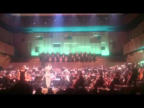 Metal Gear Solid V OST - Live Orchestra @ Joystick 8.0 Malmö