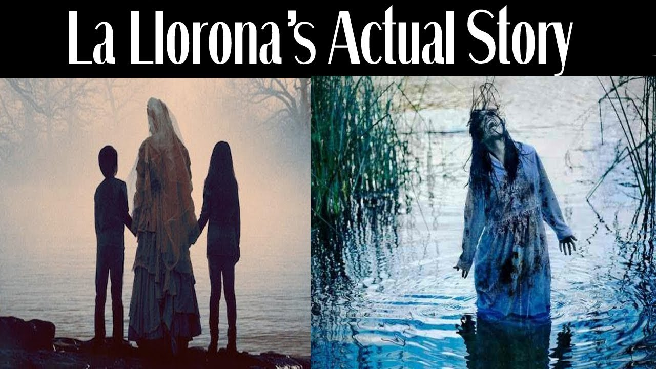 Download The Real Story of The Curse of La Llorona