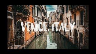 Venice Italy Travel Tour 2018