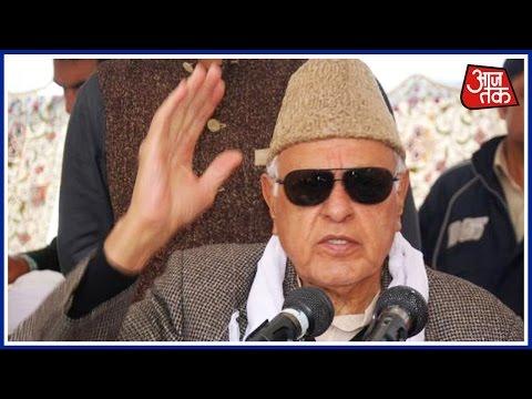 Farooq Abdullah's 'Call To Unity' For Hurriyat Triggers Political Storm