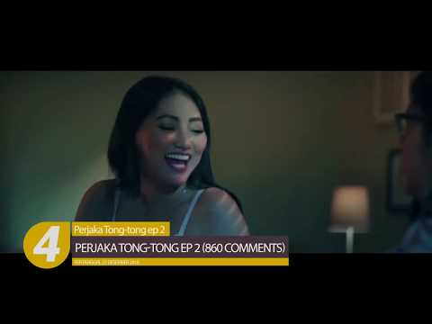 MOST COMMENTED VIDEO 2018 | Popular Magazine Indonesia