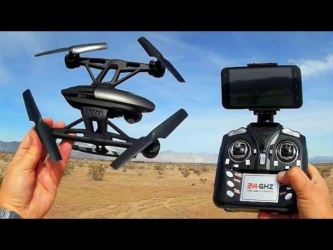 Квадрокоптер JXD 509W с WIFI предаване в реално време и 6-осов жироскоп 18