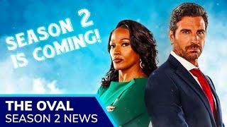 THE OVAL Season 2 Release Set for October 2020 | Ed Quinn, Kron Moore & Vaughn W. Hebron returning