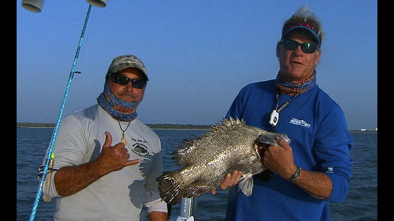Port canaveral tripletail fishing the buoys with capt for Port canaveral fishing