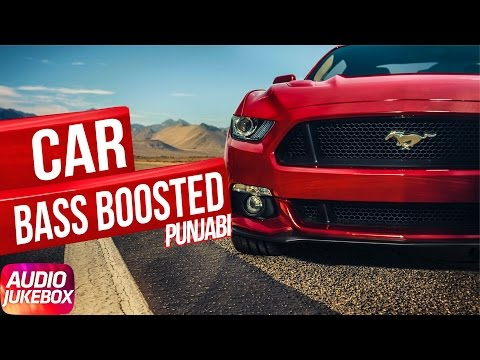 Car Bass Boosted Songs Mashup | Punjabi Mashup Song Collecti