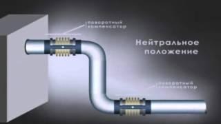 Принцип действия сильфонного компенсатора(, 2016-04-04T11:00:05.000Z)
