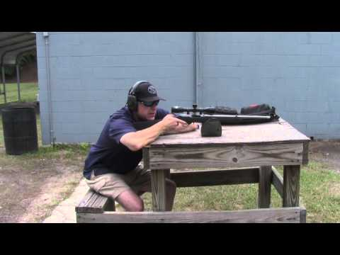 Nikon P-22 2-7x32 Riflescope on a Ruger 10-22 Review