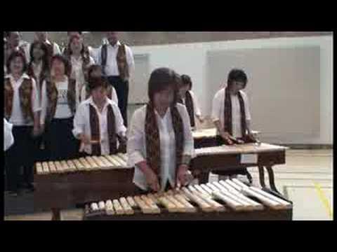Kulintang Music & Choir