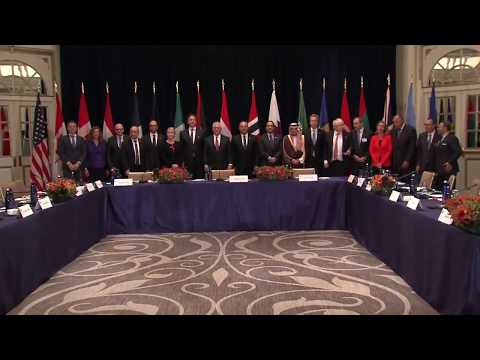 Secretary Tillerson Participates in the UN Ministerial Discussion on Syria
