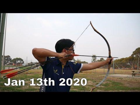 NU Archery Practice [Toparchery Turkish] | Jan 13th 2020