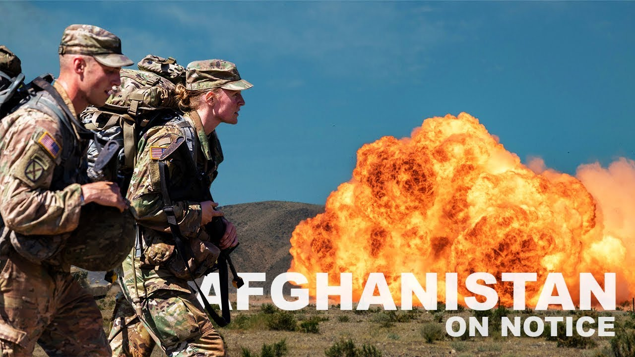 Afghanistan on Notice: Why America Needs to Establish a Troop Withdrawal Deadline